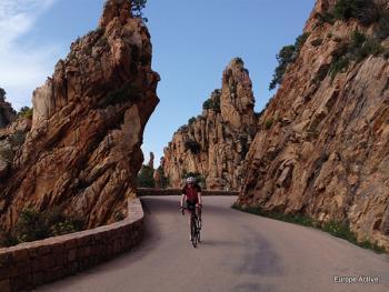 Tour De Corse Stage Cyclisme Confort